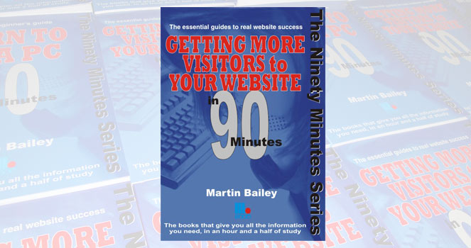 Get more visitors to your website in 90 minutes