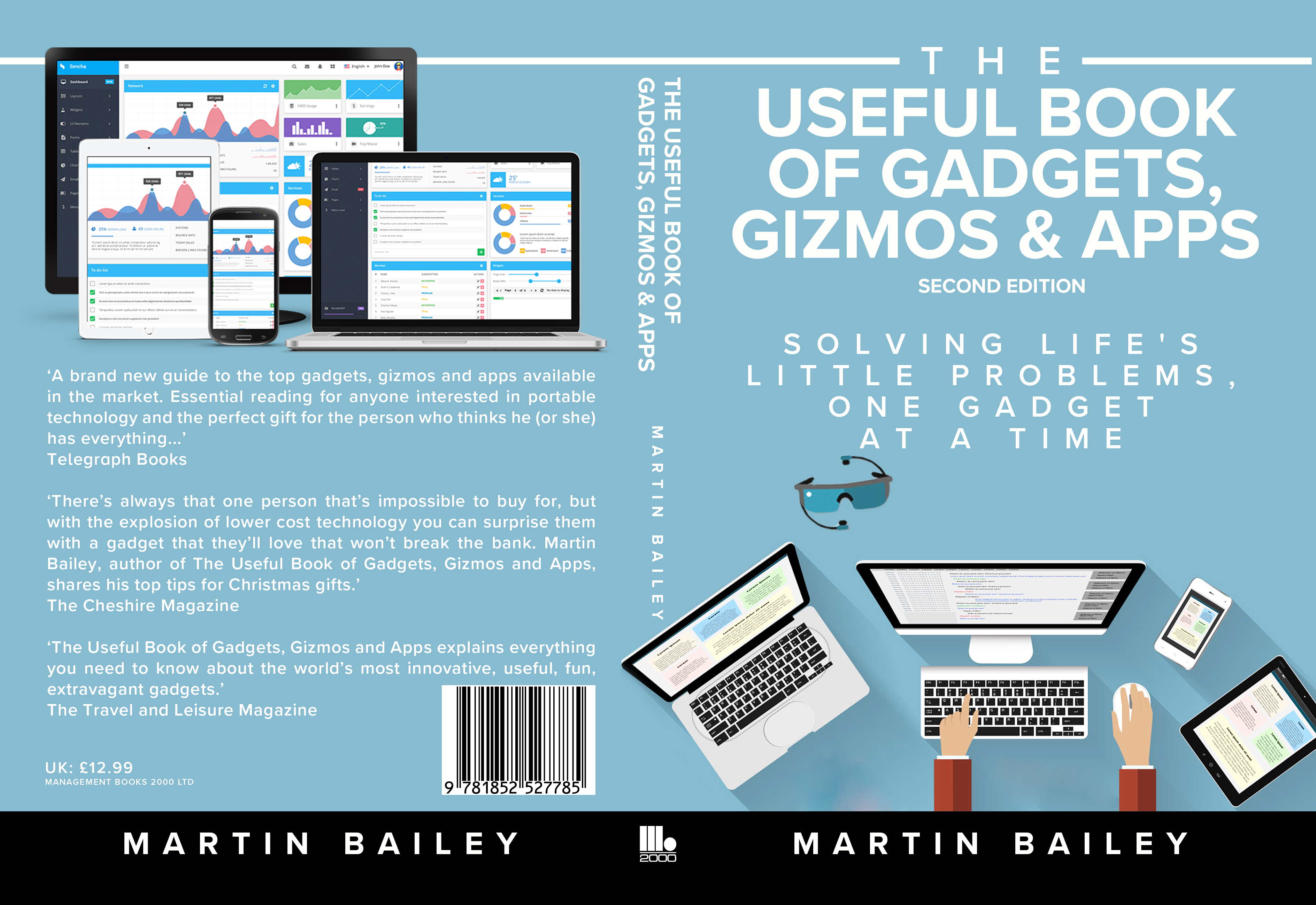 useful book of gadgets 2nd